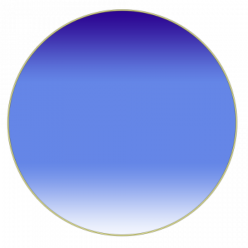 Fifth circle = Your Great Great Grand Parents in gradient blue