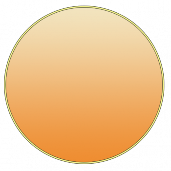 Second circle = Your Parents in gradient orange